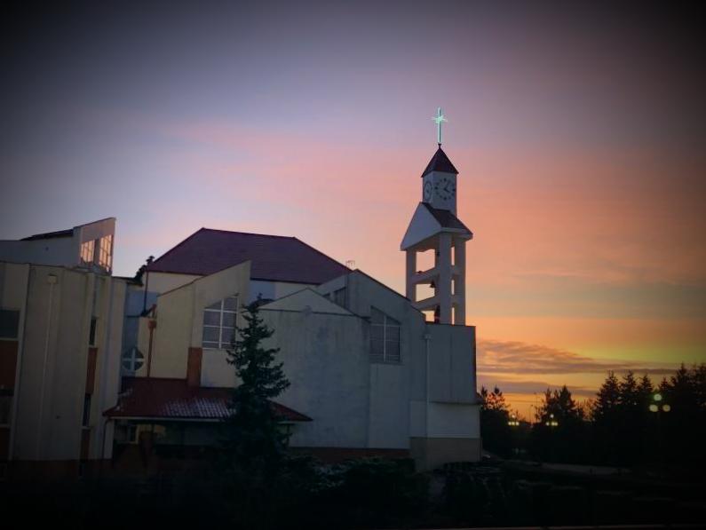 Wieża kościoła w Tarnowskich Górach wymagała remontu